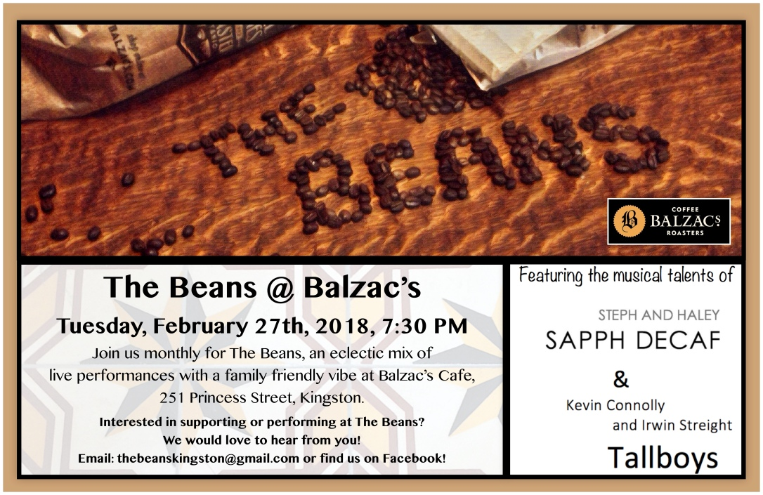 The Beans February 11:17