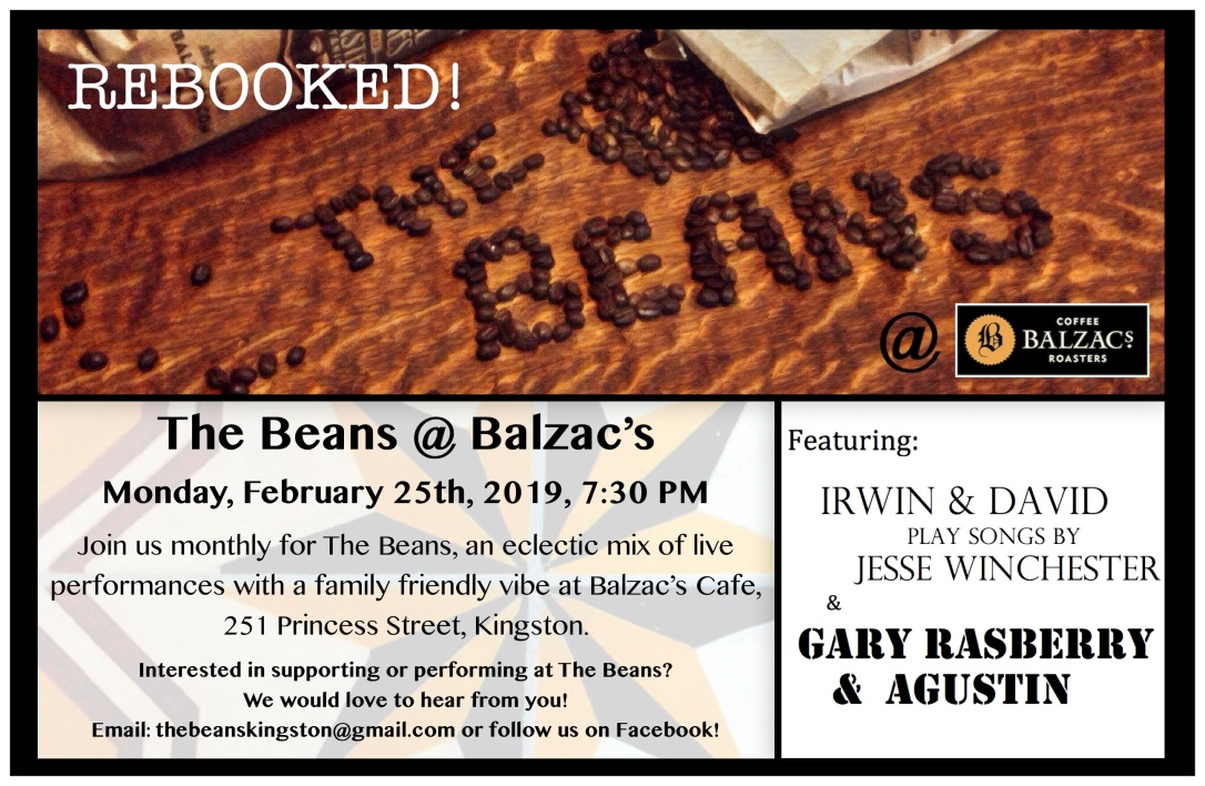 The Beans February
