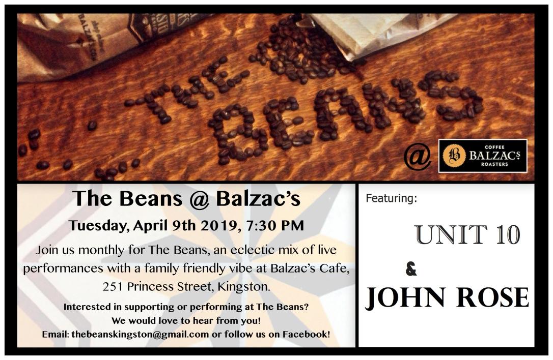The Beans April