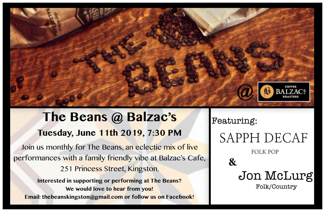 The Beans June 2019
