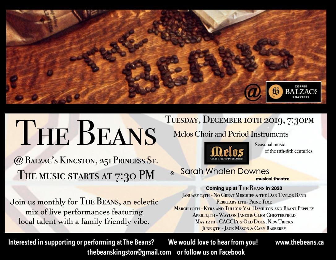 Beans December